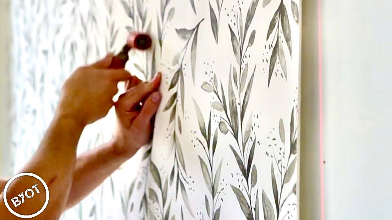 Download HOW TO INSTALL WALLPAPER LIKE A PRO : START TO FINISH TUTORIAL