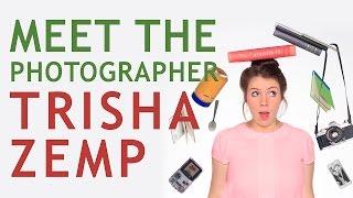 Meet the Photographer- Trisha Zemp