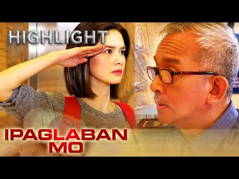 Ipaglaban Mo: Secret agent
