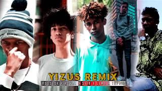 Gambar cover Sair MDG - #YIZUS RMX Feat. Royal Arm ✘ Rossesk RG ✘ Lema Rhm ✘ Tupaii (Audio)