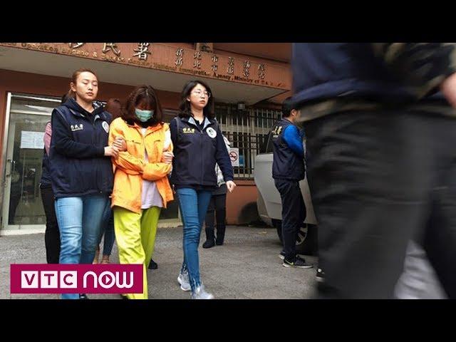 Tìm thấy 20 du khách mất tích tại Đài Loan