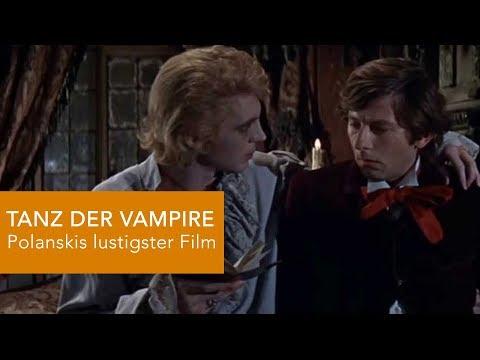 Polanskis lustigster Film: TANZ DER VAMPIRE