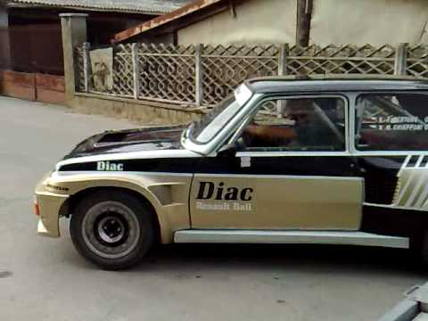 renault 5 turbo tour de corse by diac youtube. Black Bedroom Furniture Sets. Home Design Ideas