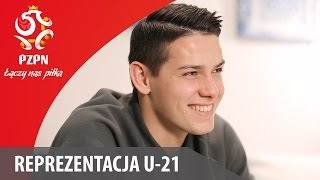 U21: Mariusz Stępiński