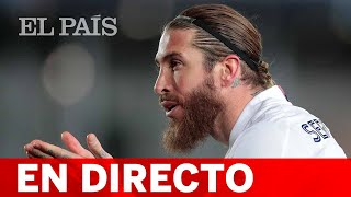 DIRECTO | Rueda de prensa de SERGIO RAMOS en su despedida del REAL MADRID