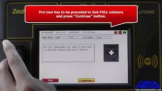 Fiat Egea Key Programming via OBD with Zed-FULL