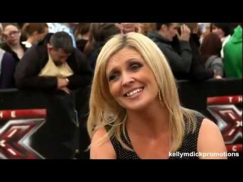 Michelle Barrett The X Factor Uk Audition