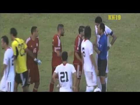 Abbas Hassan vs Iran - عباس حسن ضد ايران