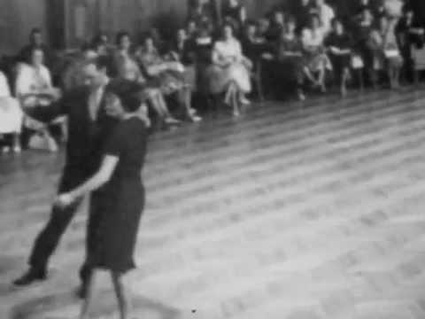 DanceArchives presents: 1961 Bad Kissingen, Alex Moore and Bobbie Irvine, all dances.mpg