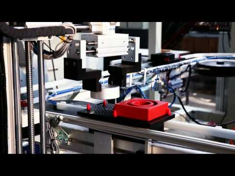 Flexible Manufacturing System DLRB-801