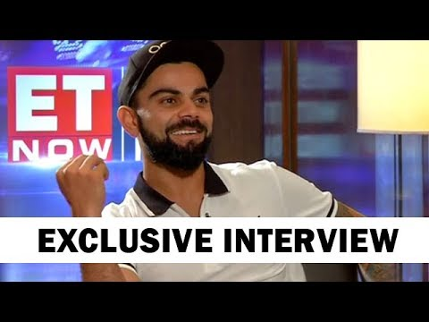 Virat Kohli In A Candid Interview With ET Now | Exclusive