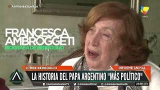 La historia de Jorge Bergoglio antes de ser Papa