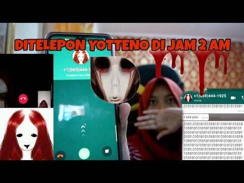 DITELEPON YOTTENO DI JAM 2 PAGI ! DIVIDEO CALL JUGA !