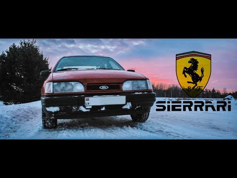 Ford Sierra Winter Drift And More!