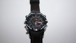 Uhr mit Kamera [Full HD 1080p] [D]