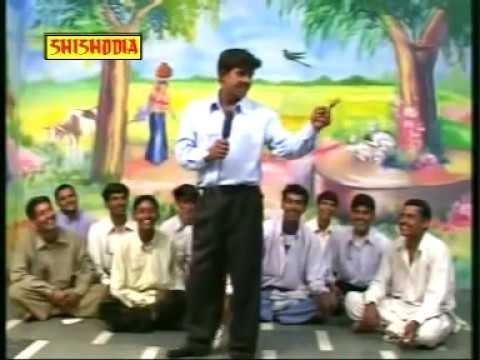 HASYA CHUTAKLE----Tau Ki Lathi Me Ticket--ASHOK CHAUTALA