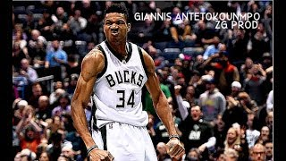 "Giannis Antetokounmpo - ""Can't Leave Without It"" ᴴᴰ (ft. 21 Savage)"