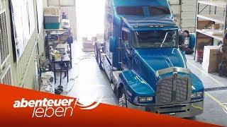 Die berühmteste LKW & Truck Werkstatt weltweit: Chrom Shop Mafia | Abenteuer Leben | Kabel Eins