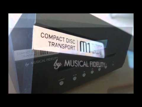 Musical Fidelity M1 CDT Overview