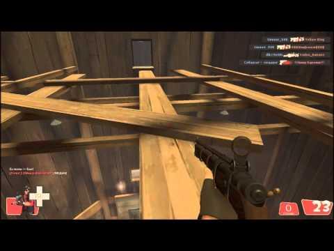 Team Fortress 2 обзор оружий на снайпера