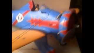 Boeing P26 Peashooter Alfamodel