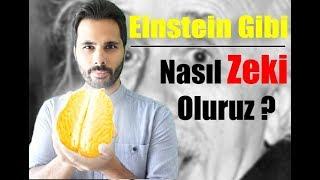 Einstein Gibi Zeki Olmak Mümkün mü ?  Einstein'nın Beyin Gücü-Kişisel Gelişim Videoları