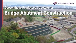 Geosynthetic Reinforced Structure for Bridge Abutment Construction