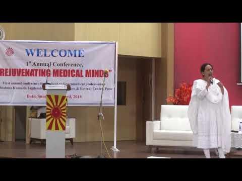 09 Divine Garbh-sanskar – Dr. Supriya Gugale  [Conference PART 9 of 11]