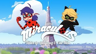 🐱🐞~Miraculous Theme Song- Illustrated Music Video~🐞🐱 thumbnail