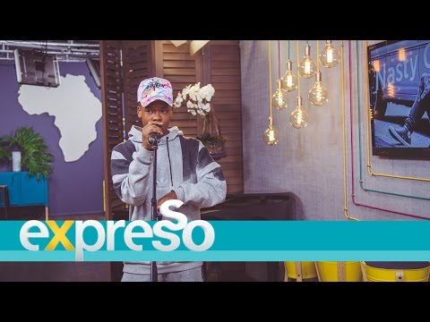 Nasty C breaks it down on Expresso with