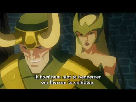 Hulk vs thor & wolverine full length movie