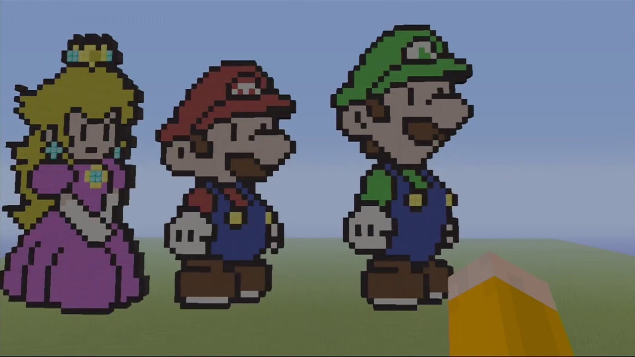 Mario Brothers: character Luigi