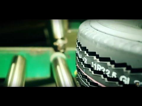 Грузовые шины Advance - все секреты производства.