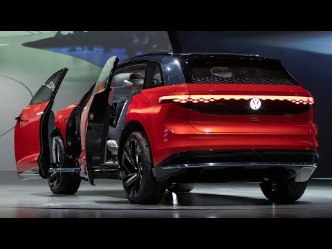 2020 Volkswagen Suv Concept Introducing