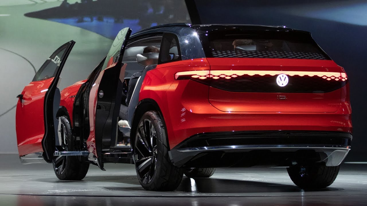 2020 volkswagen suv concept introducing