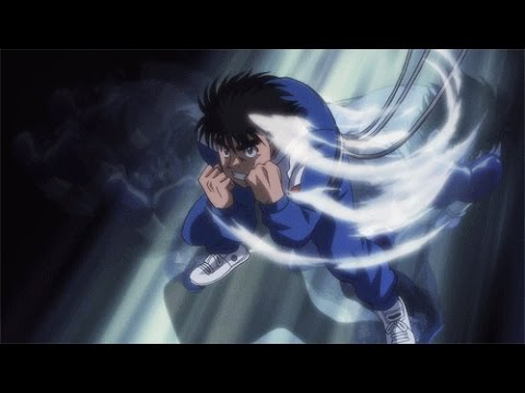 Hajime no Ippo: First Dempsey Roll with The Finisher OST