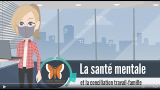 Capsule Coco-Boulot | Santé mentale et conciliation travail-famille