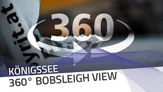IBSF goes 360 at LOTTO Bayern Eisarena KÖnigssee | IBSF Official