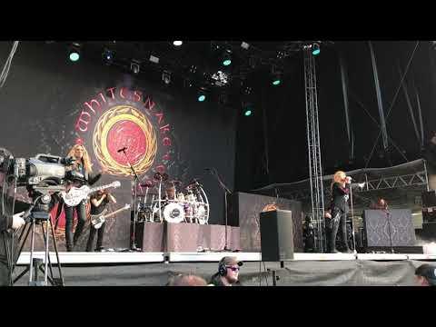Whitesnake - Love Ain't No Stranger - Sauna Open Air Tampere 13.07.2019 live