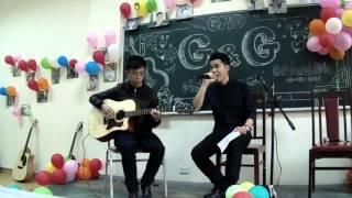 Trót yêu (Trung quân Idol) - Guitar Acoustic Cover - Lưu Tuấn Phong & Hồng Quân