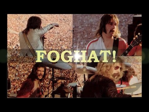 The Ultimate Foghat Concert