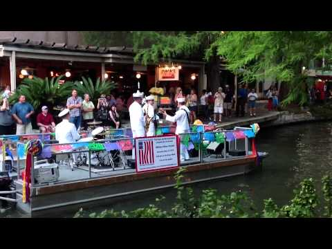 San Antonio Riverwalk Music
