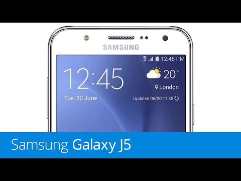 Samsung Galaxy J5 (recenze)