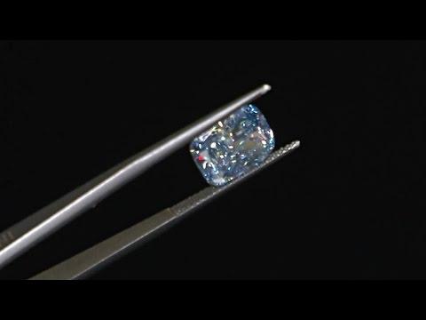 Лабораторные бриллианты становятся популярнее (новости)
