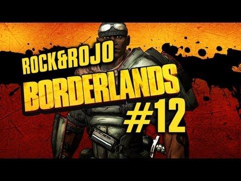 Borderlands - Rock & Rojo #12