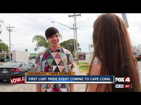 First LGBT Pride Event Coming To Cape Coral