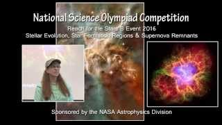 Science Olympiad Reach for the Stars Event 2016 Part1