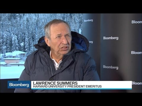 Lawrence Summers on the Risks of Donald Trump