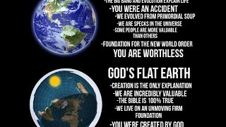 Sacred Word Publishing:  Open $8250 Flat Earth Challenge to All Globe Earth Believers