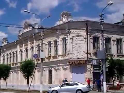 Камышин. Дом Александра Альтухова